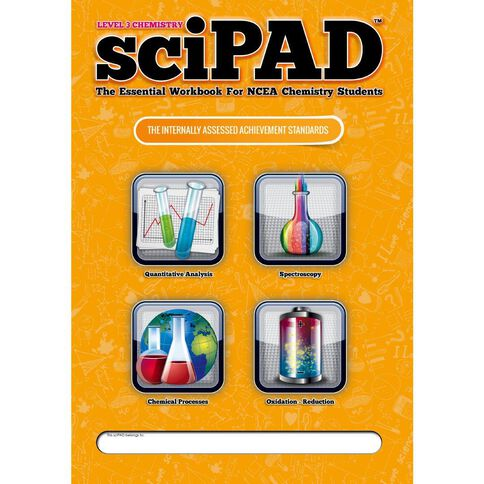 Ncea Year 13 Scipad Chemistry Internals