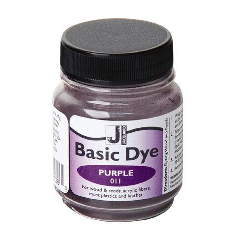 Jacquard Basic Dye 14.17g Purple
