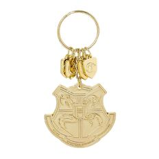 Harry Potter Metal Keyring & Charms