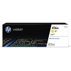 HP Toner 416A Yellow (2100 Pages)
