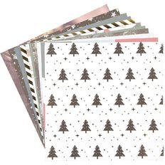 Uniti Santas Grotto Paper Pad 12in x 12in