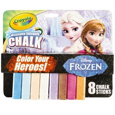 Frozen Crayola Chalk 8 Pack