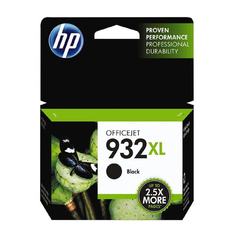 HP Ink 932XL Black (1000 Pages)