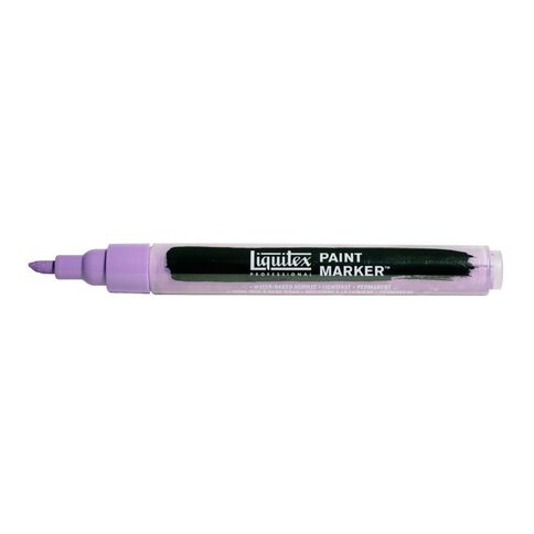 Liquitex Professional Acrylic Marker 2-4mm Brilliant Purple