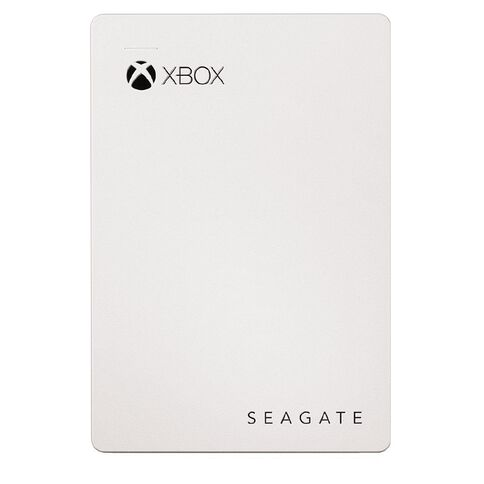 Seagate Xbox Game Drive 2TB External Hard Drive With Game Pass