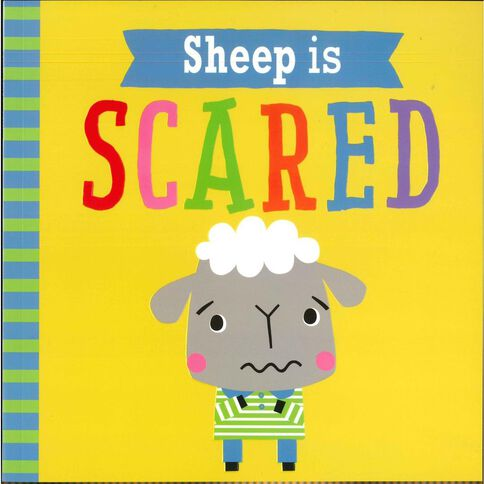 Playdate Pals: Sheep is Scared