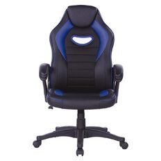 Workspace GT Racer Chair Blue Blue
