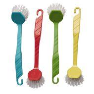 Living & Co Round Dish Brush Assorted
