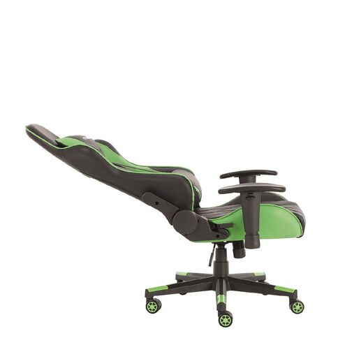 Playmax Elite Gaming Chair Green and Black