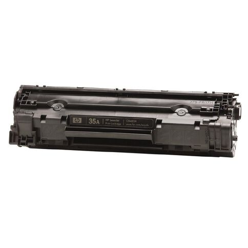 HP Toner 35A Black (1500 Pages)
