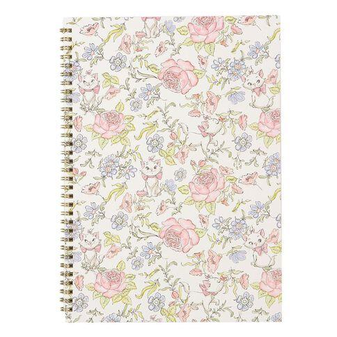 Disney Aristocats Spiral Softcover Notebook A4