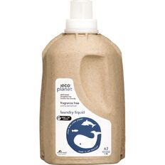 ECO Planet Laundry Liquid Fragrance Free 1.5L