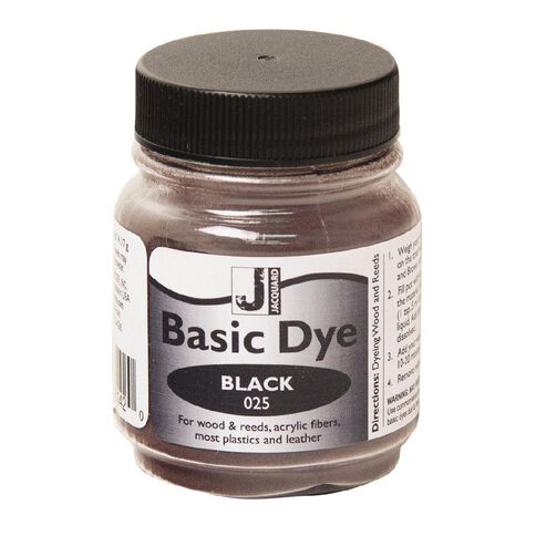 Jacquard Basic Dye 14.17g Black