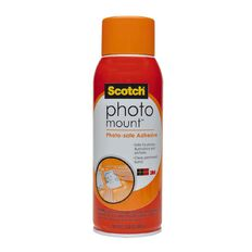 Scotch Photo Mount Adhesive Spray