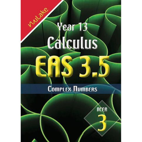 Nulake Year 13 Mathematics Eas 3.5 Complex Numbers