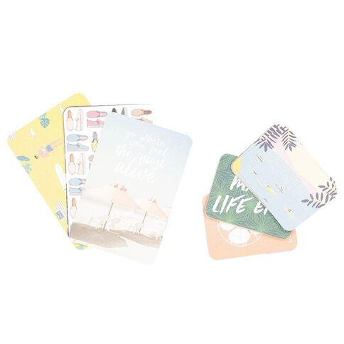 Rosie's Studio Thrive and Shine Memory Cards 40 Pack