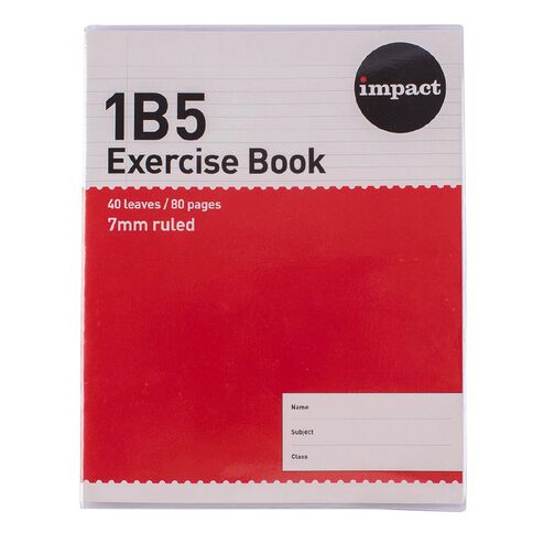 Contact Book Sleeves 1B5 5 Pack Clear