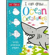 I Can Draw - Ocean Creatures