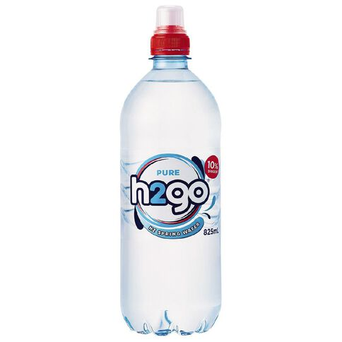 H2go Pure Water 825ml
