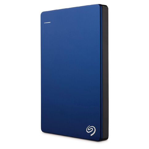 Seagate 2TB Backup Plus Portable Hard Drive Blue