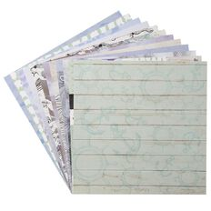 Uniti Under The Sea Designer Paper Pad 12in x 12in