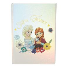Frozen Elsa & Anna Notebook A5