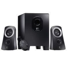 Logitech Z313 Speakers Black