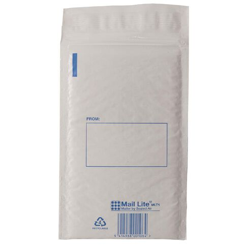 Mail Lite Bag MLT1 133 x 210 100 PACK