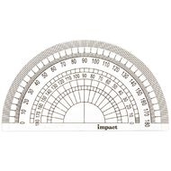 Warwick Protractor 180 Degree 10cm