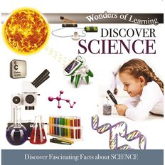 Wonders of Learning Discover Science