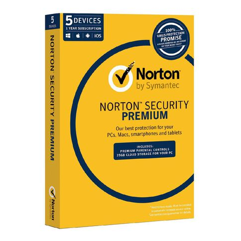 Norton Security Premium 3.0 5 Device
