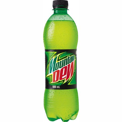 Mountain Dew Drink 600ml
