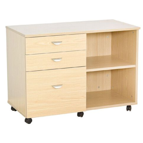 Workspace Harvard Caddy Oak