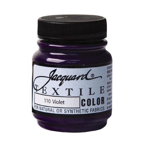 Jacquard Textile Colours 66.54ml Violet