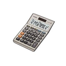 Casio MS120BM Desktop Calculator Cost/Sell/Margin