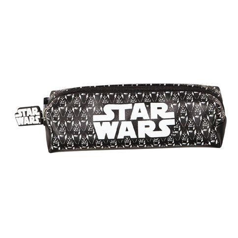 Star Wars Adult Barrel Pencil Case Black