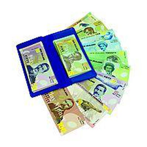 TFC Money Wallet Of New Zealand Notes 100 Piece