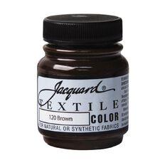 Jacquard Textile Colours 66.54ml Brown