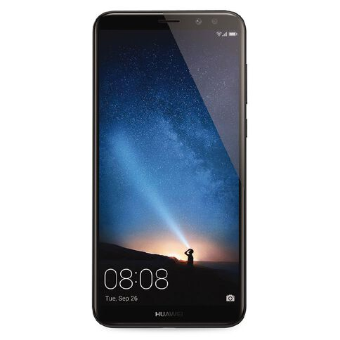 2degrees Huawei Nova 2i Black