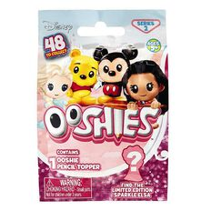 Disney Princess Ooshies Foil Bag Assorted