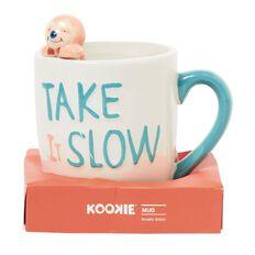Kookie Sloth Mug 500ml