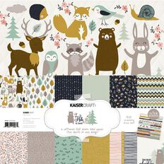 Kaisercraft Hide and Seek Paper Pack