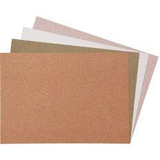 Uniti Value Cardstock Glitter 250gsm 12 Pack A4