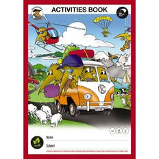Clever Kiwi Activity Scrapbook