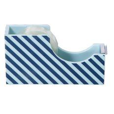 Uniti Fun & Funky Acrylic Tape Dispenser Stripes