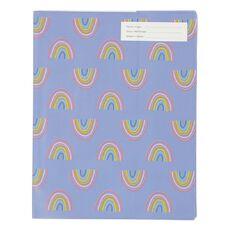 WS Book Sleeve 1b5 Rainbow 1 Pack