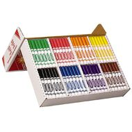 Crayola Classic Ultra-Clean Washable Markers Classpack 200 Pack