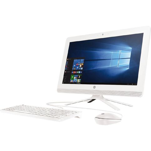 HP 20-c410a 19.5 inch All-in-One Desktop