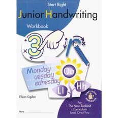 Junior Handwriting Workbook