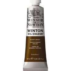 Winsor & Newton Winton Oil Paint 37ml Burnt Umber